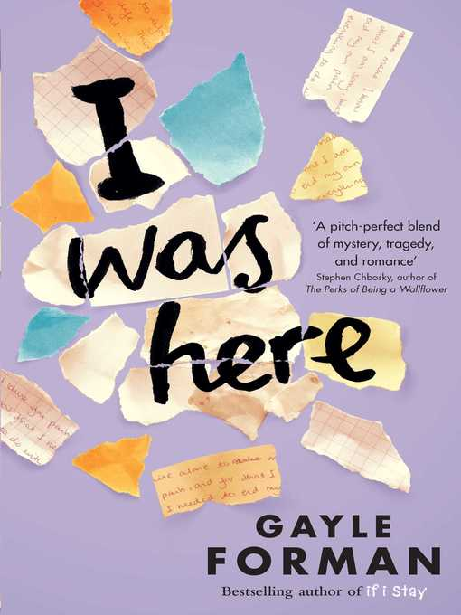 I Was Here (eBook)